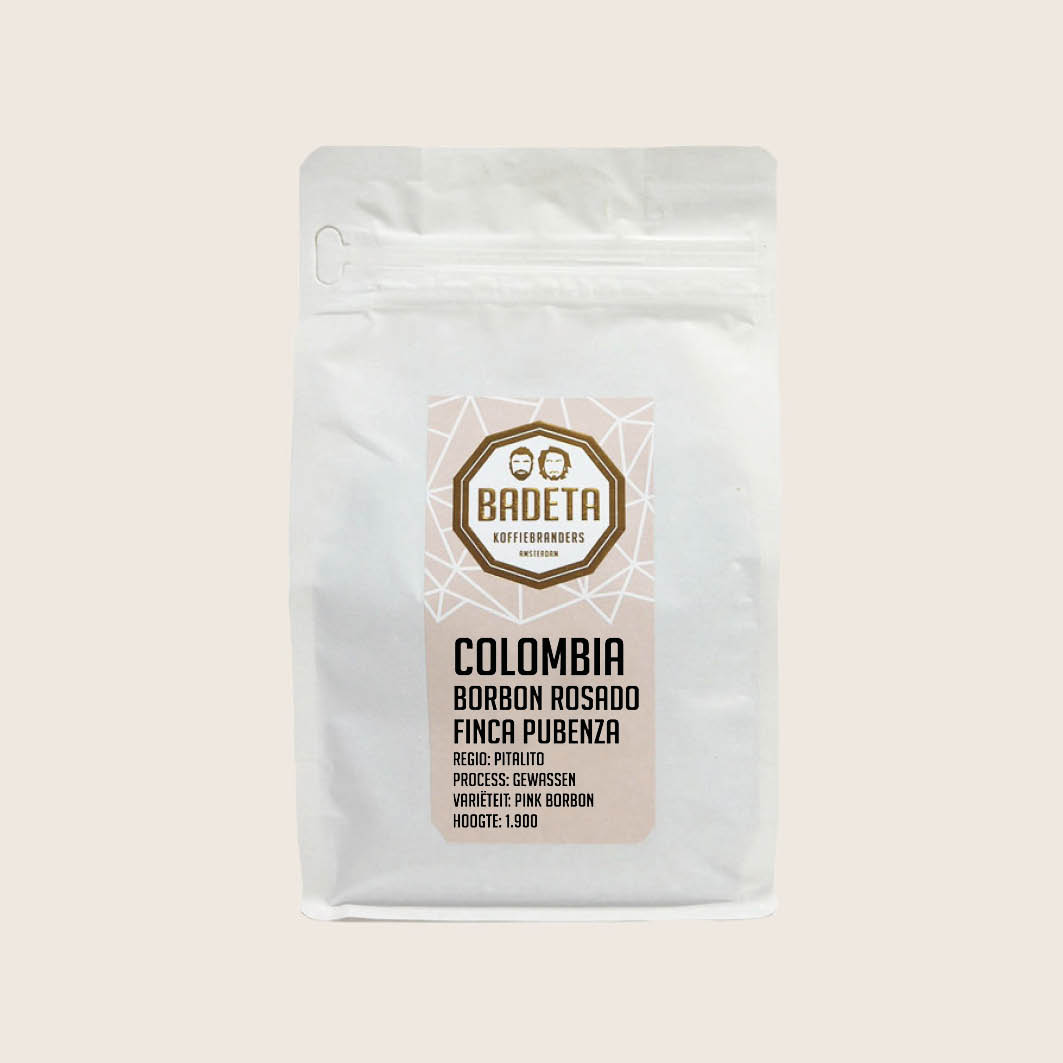 Colombia Pink Bourbon